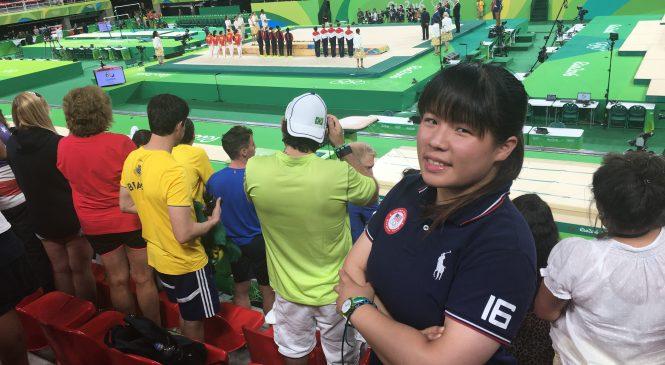 當國際志工練英文!英韓雙聲道,勇闖里約奧運做志工