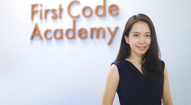 金融業跨足電腦科學 推coding建構孩子邏輯思維