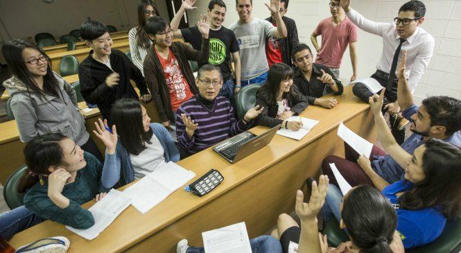 打造π型人才 元智大學目標70%全英語課程