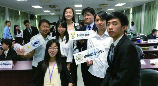 「高中生」新聞分享平台創辦人 她要參與國際影響世界