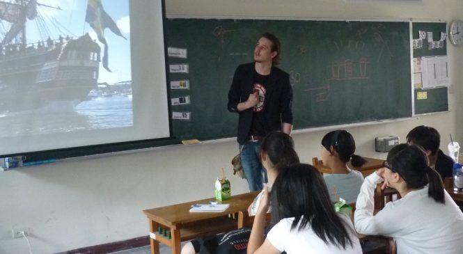 留學前哨站 龍門國中語資班以TOEIC Bridge做為甄選門檻