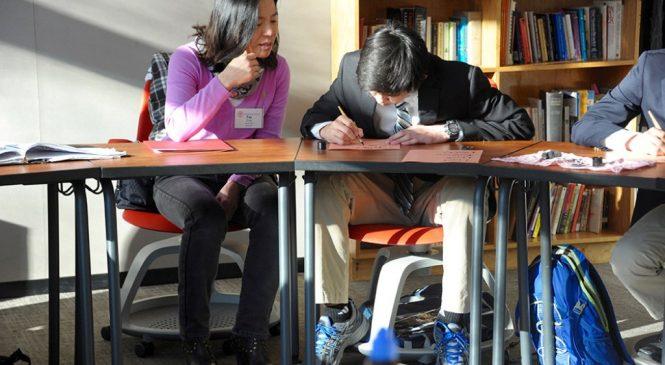 把測驗做為學習工具 家長鼓勵孩子挑戰TOEIC Bridge