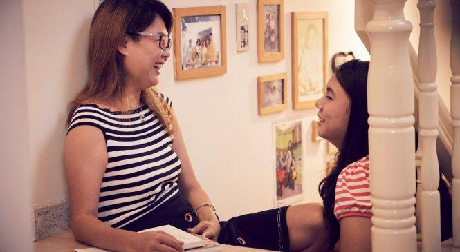 親職作家陳安儀與女兒的相處之道