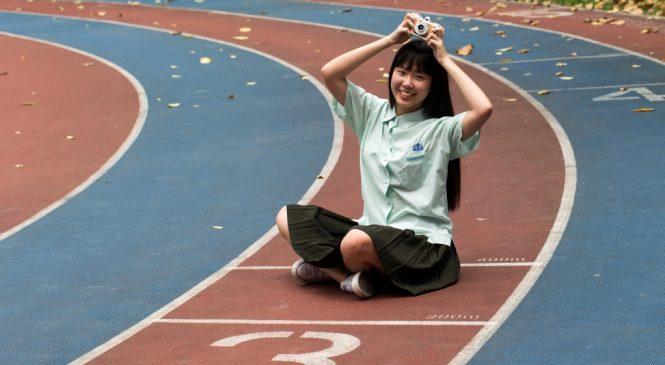 松山女高中生遊學四國 遠赴星國與菁英高中交流