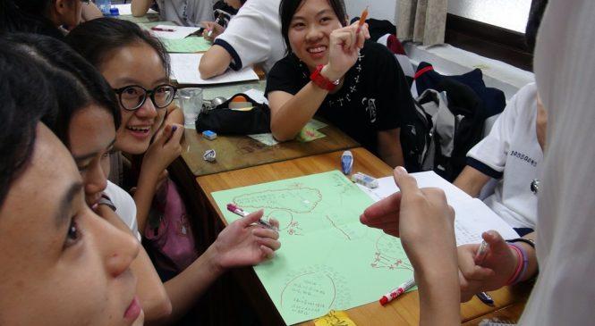 南港高中生學哲學 培養思考邏輯與語言能力