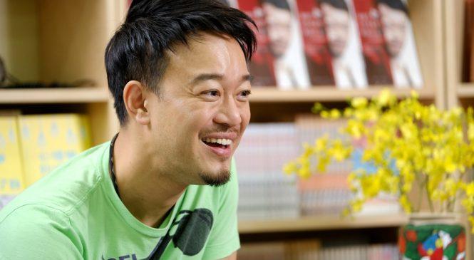 高中的英文作業 影響斜槓才子劉軒思想的一封信