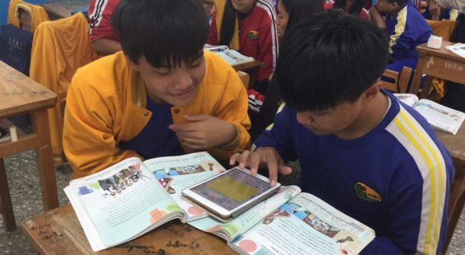 多元英語教學大成功 台東學童英文變好