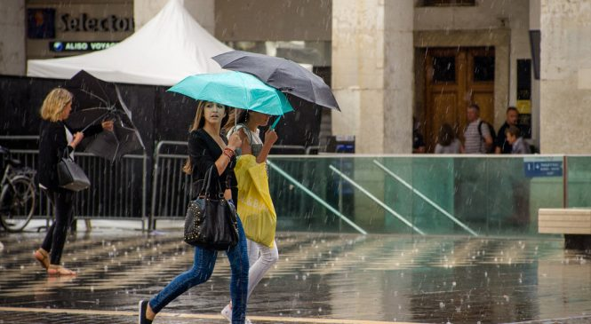 7個單字看懂英文氣象預報!Shower可不是指洗澡!
