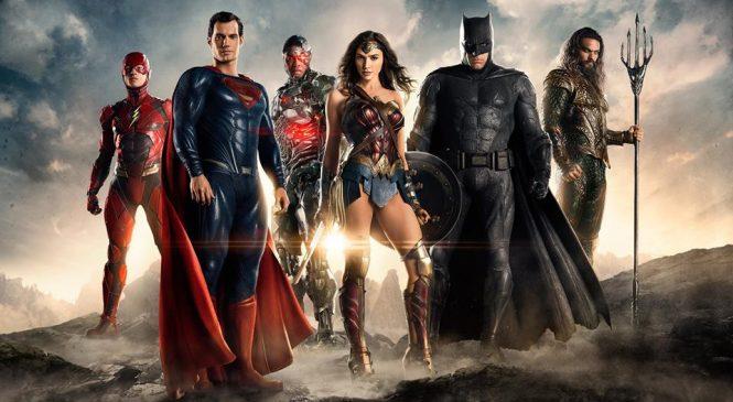 你看《正義聯盟》了嗎?跟著英雄學多益單字