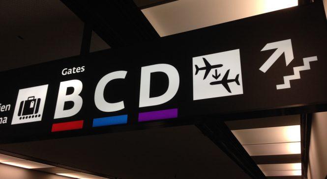 去機場也能學英文!航廈裡不可不知的英文字