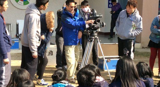 打破學科界線 結合廣播、微電影、在地文化導覽 苑裡高中推跨領域英語
