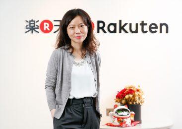 銷售力X英語力 看台灣樂天執行長如何把購物當職涯選項!