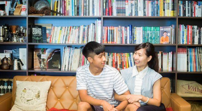 英語名師溫宥基 培養兒子對英文的興趣