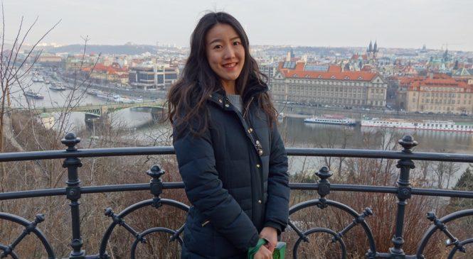 寫企畫書當國際志工 她突破英語難關遊九國