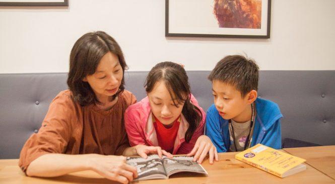 共學達人葳姐:小學前是養成自學習慣最佳時機