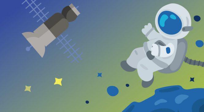 單字填填看 – 天文科學英文小遊戲