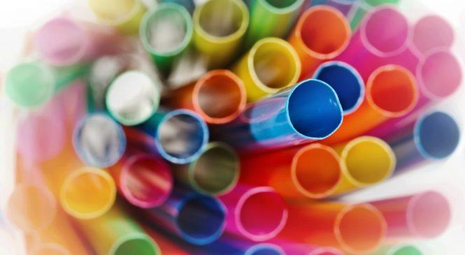 禁用塑膠吸管 英文怎麼說?