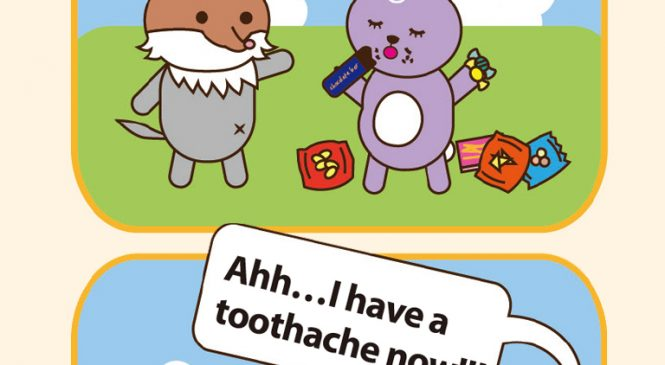 Say goodbye to toothache!
