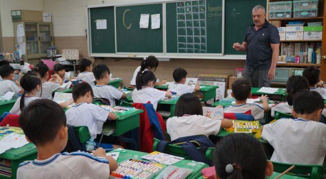 曙光小學500學生11月報考TOEFL Primary
