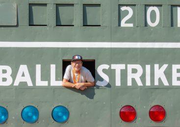 前Yahoo工程師工程師熱愛棒球!好英文讓他赴美國追夢!