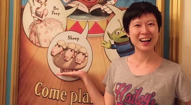 清水高中英文老師楊雅卿 讓學生找到自己無可取代的優勢