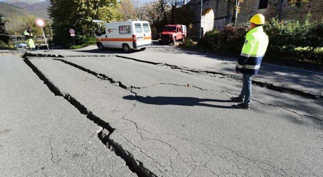 學英文/有地震!英文該說earthquake還是tremor?