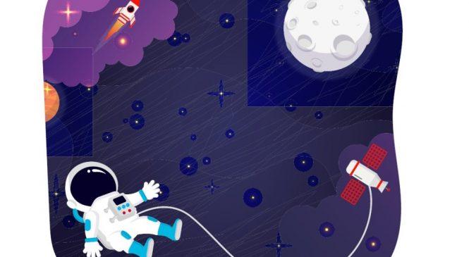 【中學托福】環月旅行,不是夢!