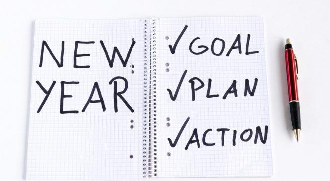 迎接2019年 用英文介紹你的「新年新希望」!