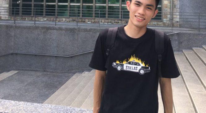 他用全英語導覽 訴說台灣之美