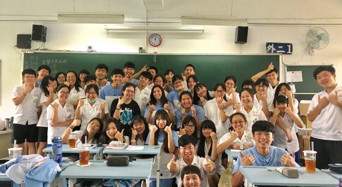 彰商英文老師巫彰玫 助學生領略語言應用的極致