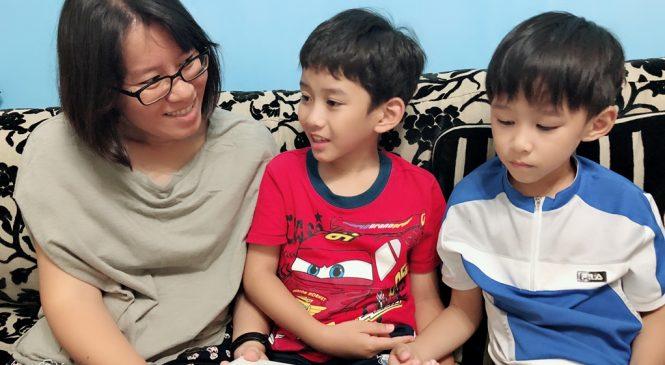 創造機會 讓孩子樂在英語互動情境