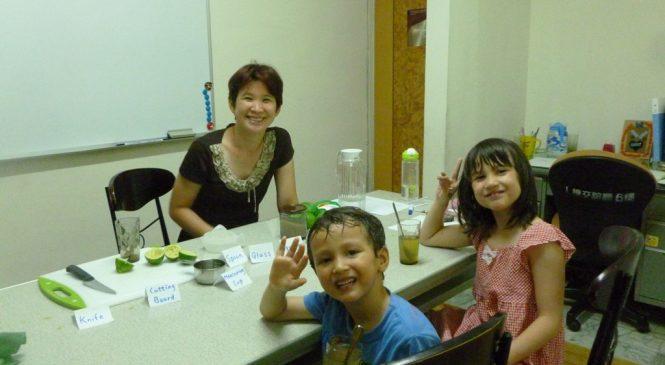 建立學習影音庫 單親媽Jean的英語教養
