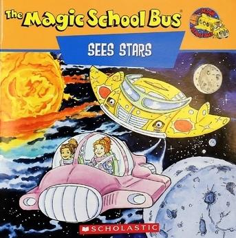 搭上魔法校車,前往外太空