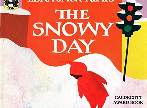 親子共讀》從英文繪本The Snowy Day 教孩子自得其樂!