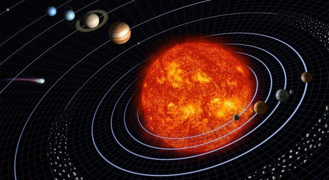 太陽系有哪些行星呢?