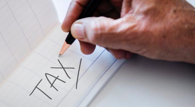 學英文/關鍵多益字deduct 讓你「減稅有感」!