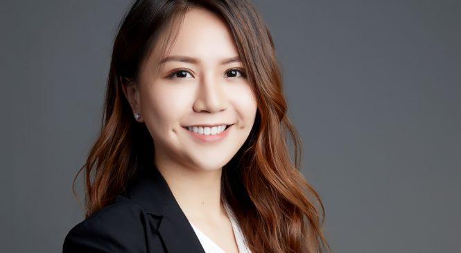 外商銷售主管陳柔家 從容應對國際商場的各式挑戰