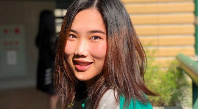 高中讀英語國際特色班 她一圓留學夢 錄取世界上最難進的夢幻大學