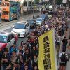 反送中學英文/罷工是go on strike還是walk out?