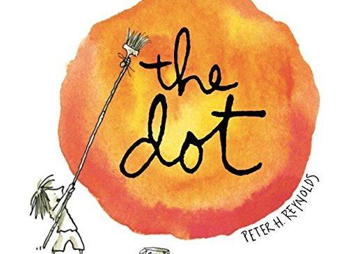 親子共學》期末考後 用充滿正能量的繪本The Dot鼓勵孩子勇敢嘗試!