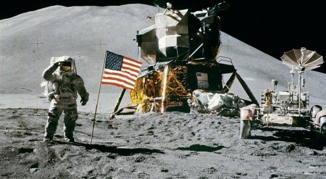 見證人類一大步!3大多益字帶你回顧人類登月輝煌史!