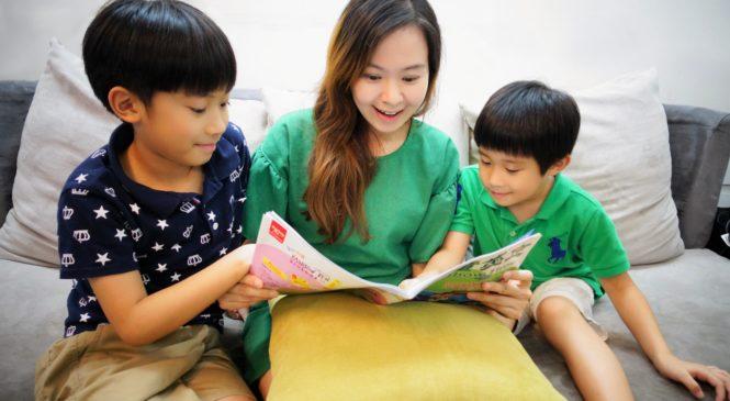 親子教養部落客經驗談:學語言沒有捷徑,穩扎穩打建立習慣
