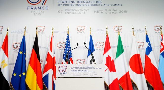 關注 2019 G7 高峰會 學「會議」的 4 種英文用法