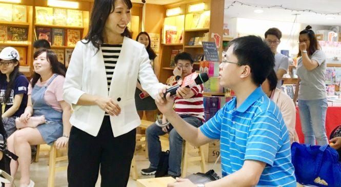 提升英語表達銜接學習落差 跟著TED Talks學實用英語演講技巧