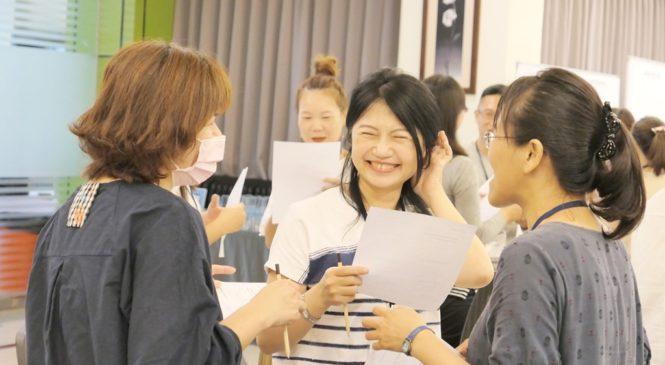 善用生活化多益普及測驗迎戰雙語教學 國中、技職教師增能