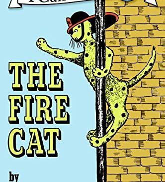 親子共讀》從The Fire Cat教導孩子秉持永不放棄的精神