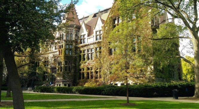 《世界大學巡禮》University OF Chicago 芝加哥大學