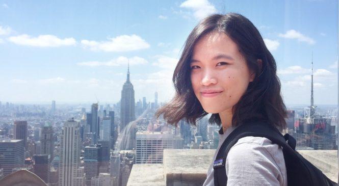 台大法律女孩:我不想變成法匠!她任國際特赦組織志工,讓歐美、中東朋友認識台灣