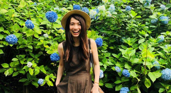 華江畢業赴日攻讀早稻田 台灣女孩積極克服語言挫折