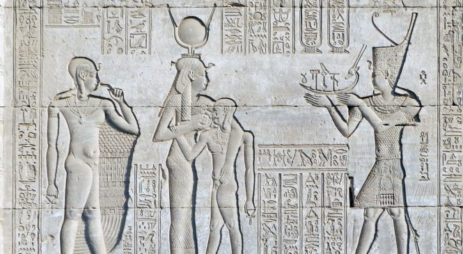 千年考古大發現 埃及古城出土30具木棺